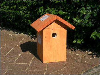 Part 1 – Building a Bird Nest Box with Video Camera